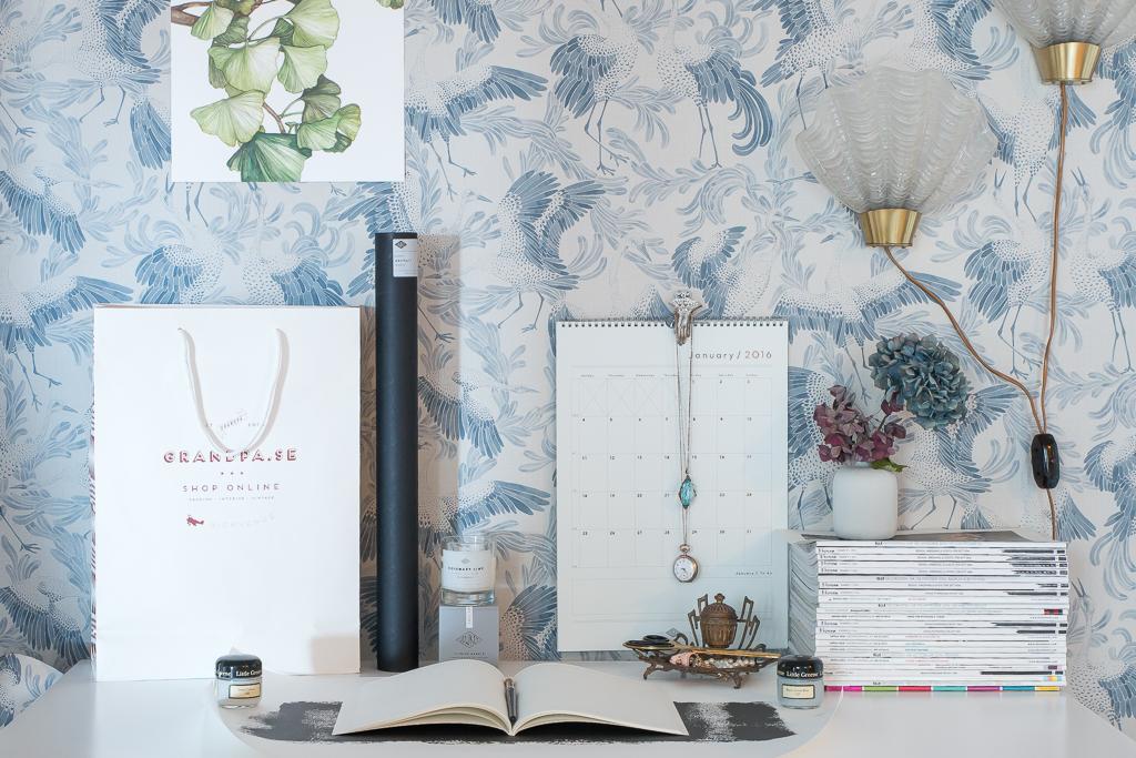 Eco wallpaper
